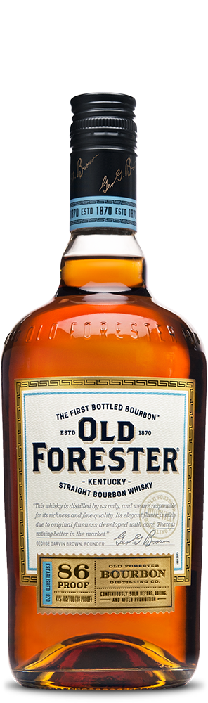 Classic 86 Proof Bottle