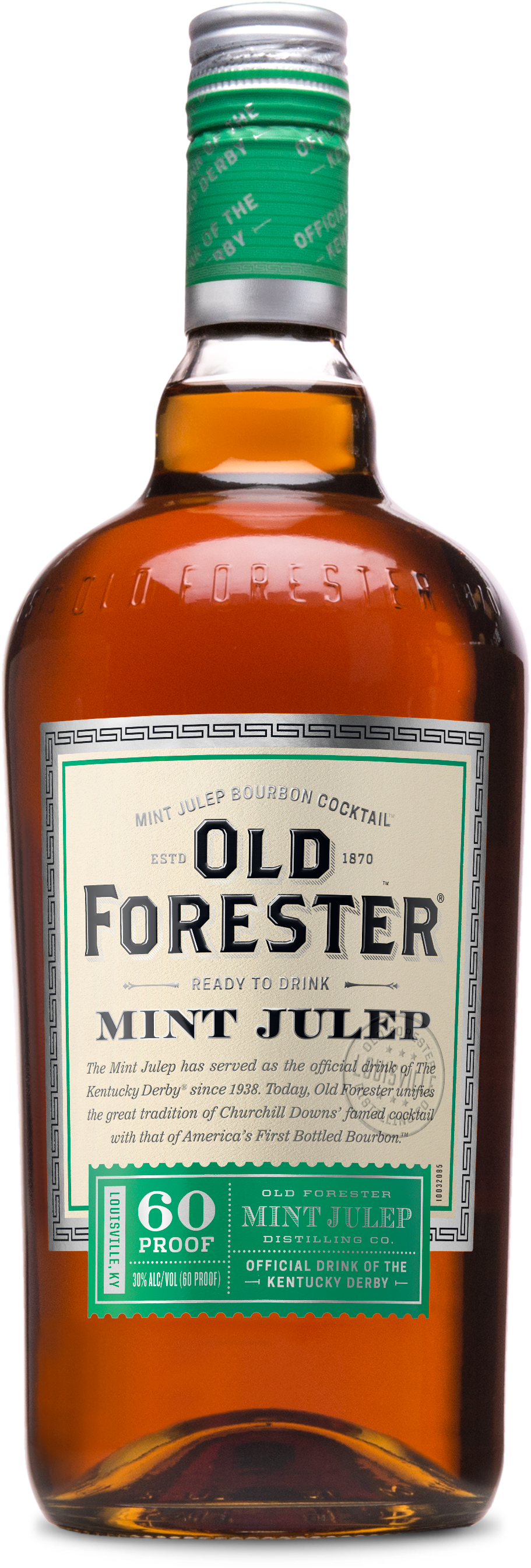 Mint Julep Old Forester