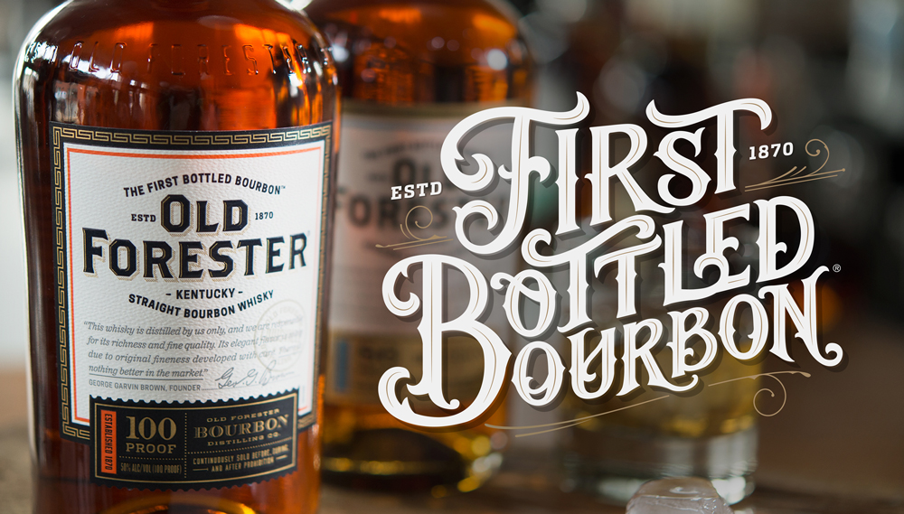 What Is An Old Forester Old Fashioned