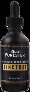 Old Forester Salt & Pepper Tincture