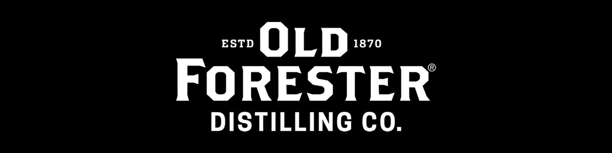 Old Forester Distilling Company Logo
