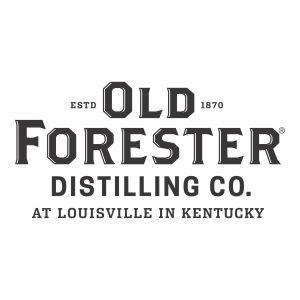Old Forester Distilling Co. logo