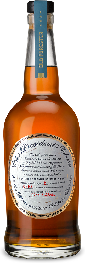 The President's Choice Bottle