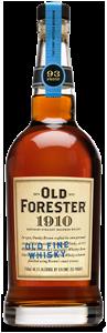 1910 Old Fine Whisky Bottle