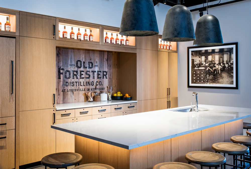 Old Forester - Events
