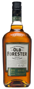 Old Fo Rye Bottle