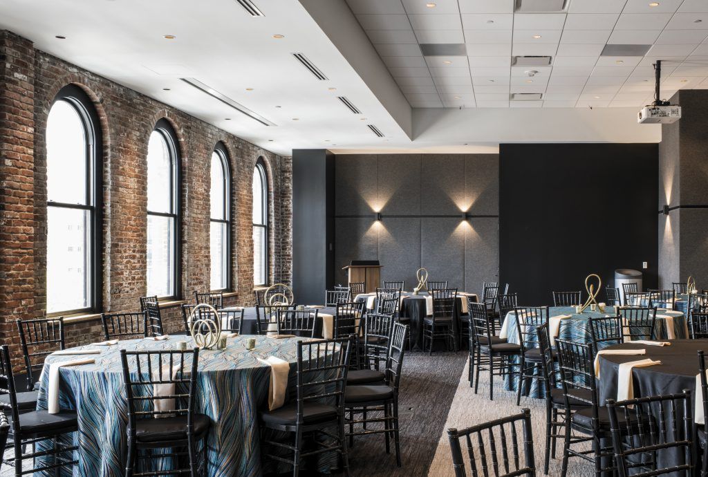 Event space at Old Forester