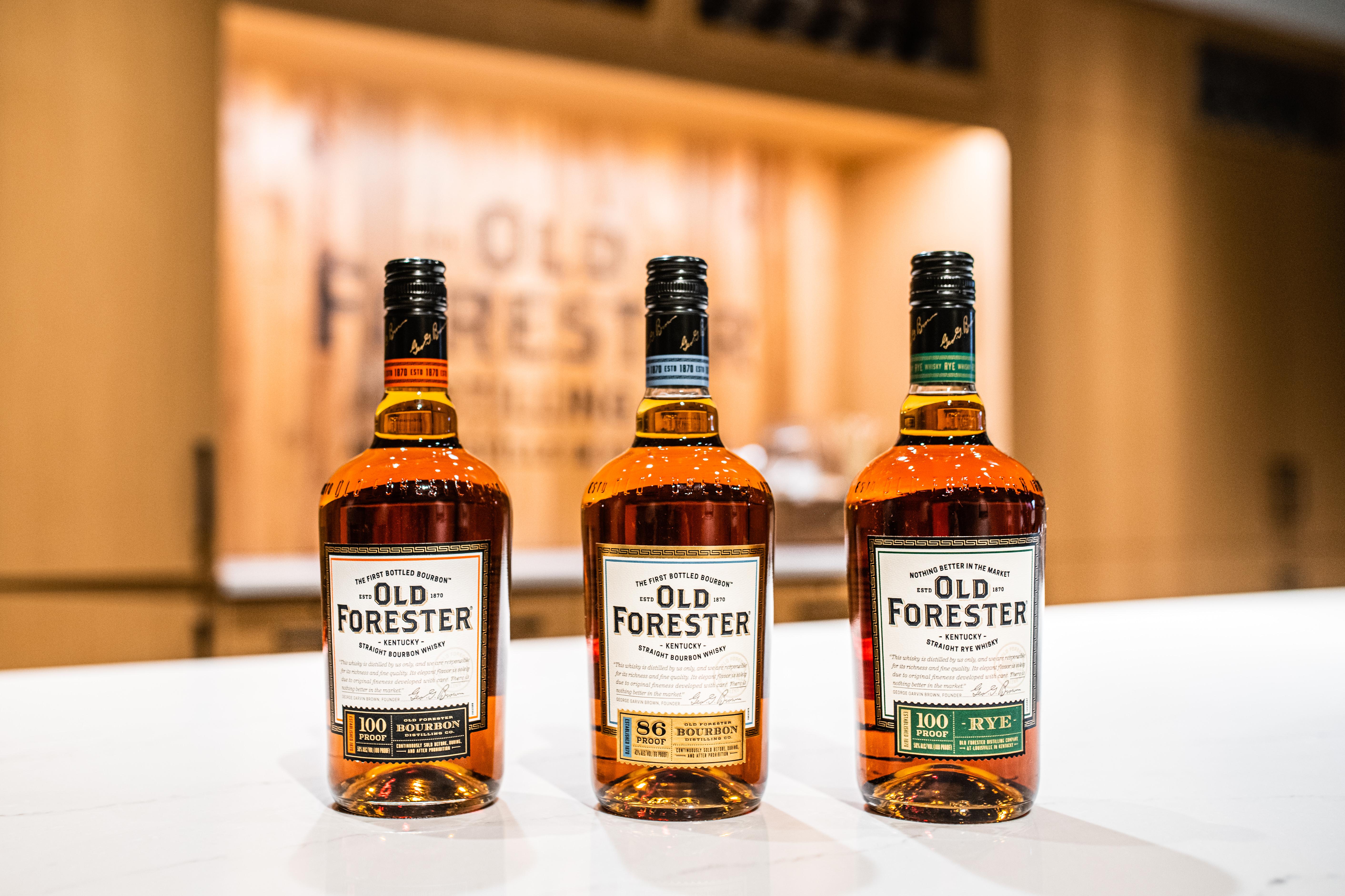 Bourbon vs Whiskey vs Whisky