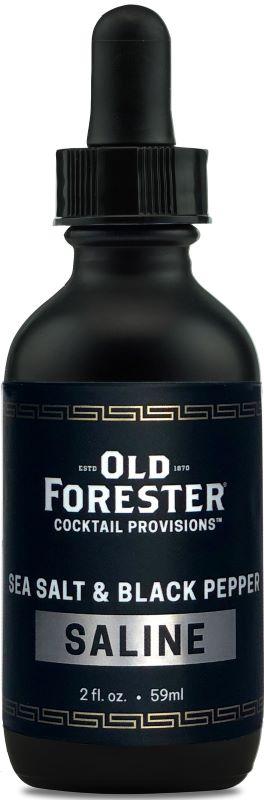 Old Forester Sea Salt Black Pepper Saline