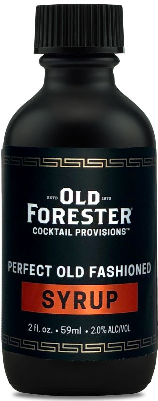 Old Forester Perfect Old Fashioned 2oz