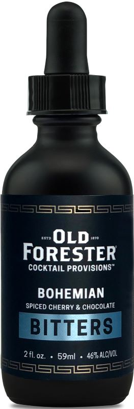 Old Forester Bitters Bohemian