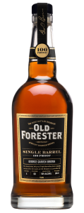 Old Forester Single Barrel 100 Proof Bourbon Whiskey