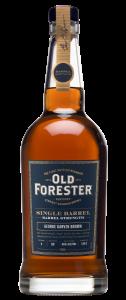 Old Forester Single Barrel Barrel Proof Bourbon Whiskey