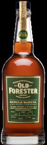 Old Forester Barrel Proof Single Barrel Rye Whiskey