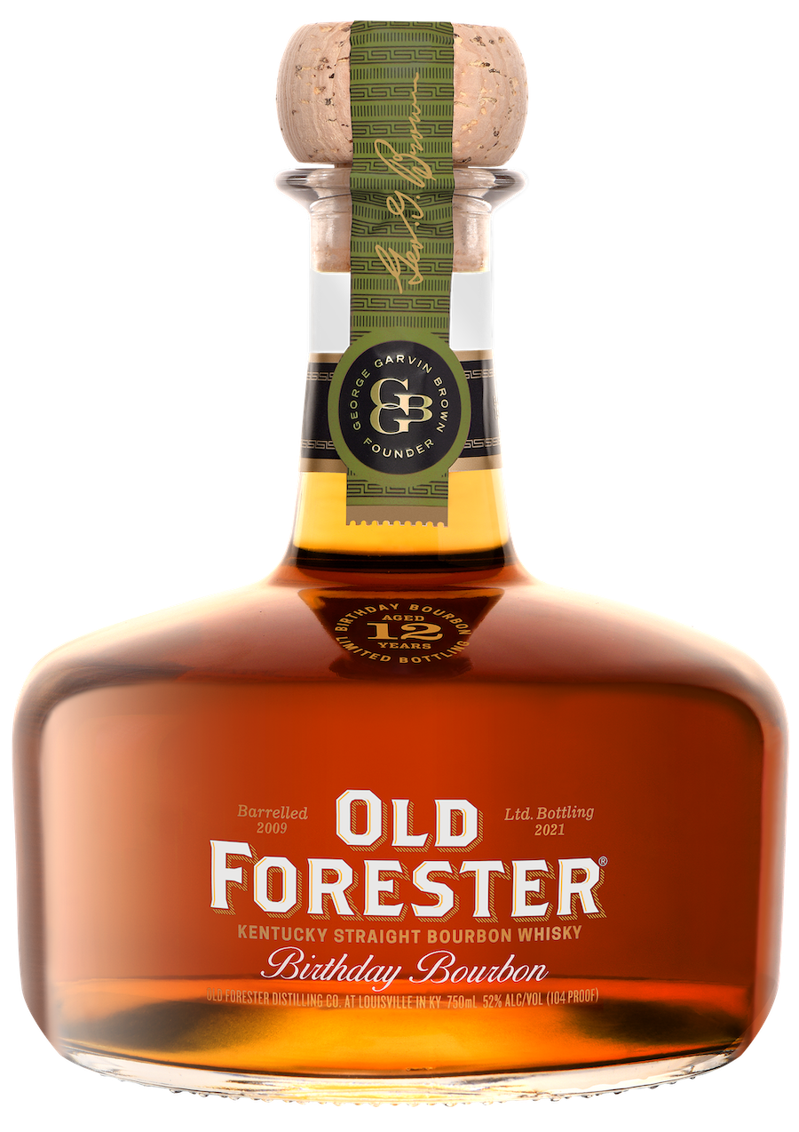 Old Forester Birthday Bourbon 2021